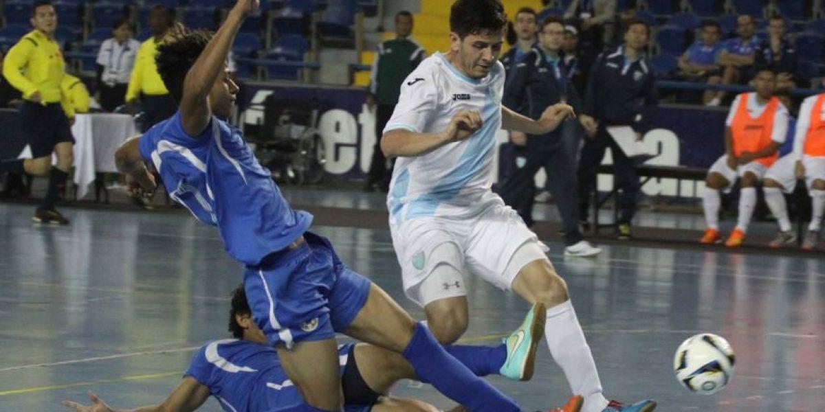 Previa del partido Guatemala vs. El Salvador, Torneo eliminatorio de futsal UNCAF 2016