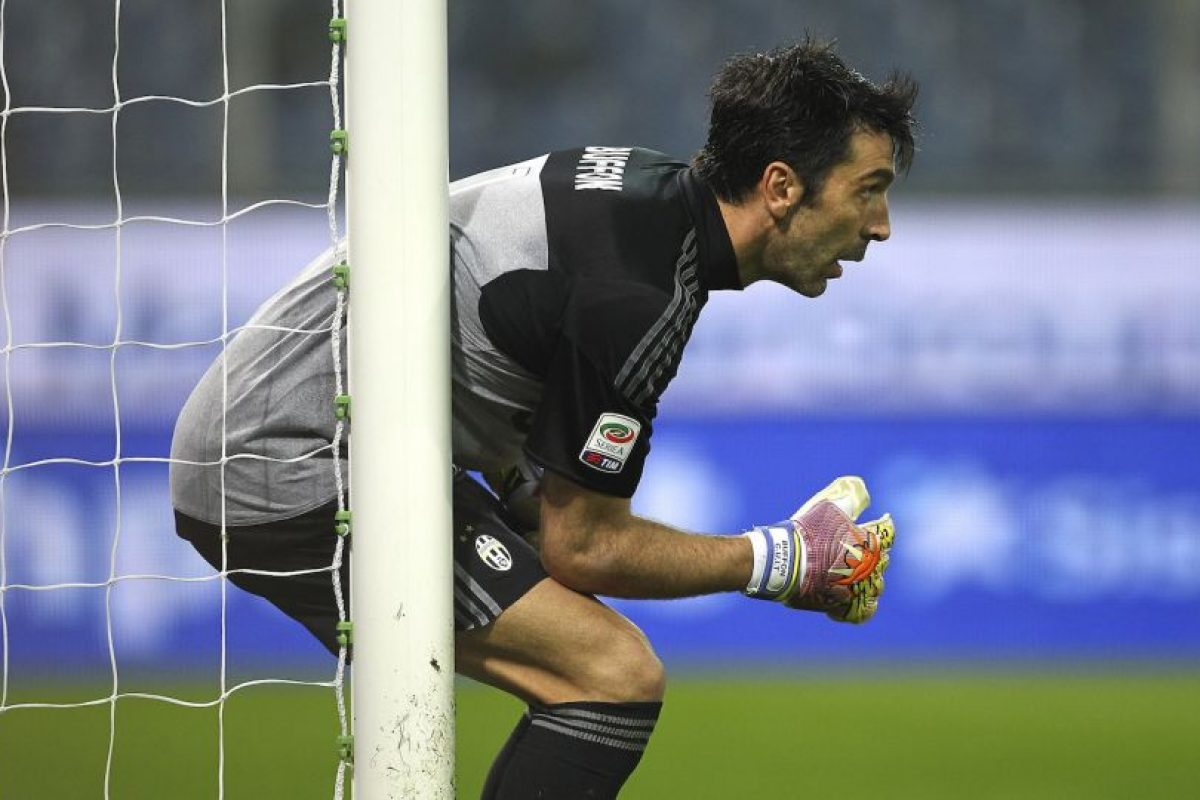 2. Gianluigi Buffon (Juventus/Italia) Foto:Getty Images