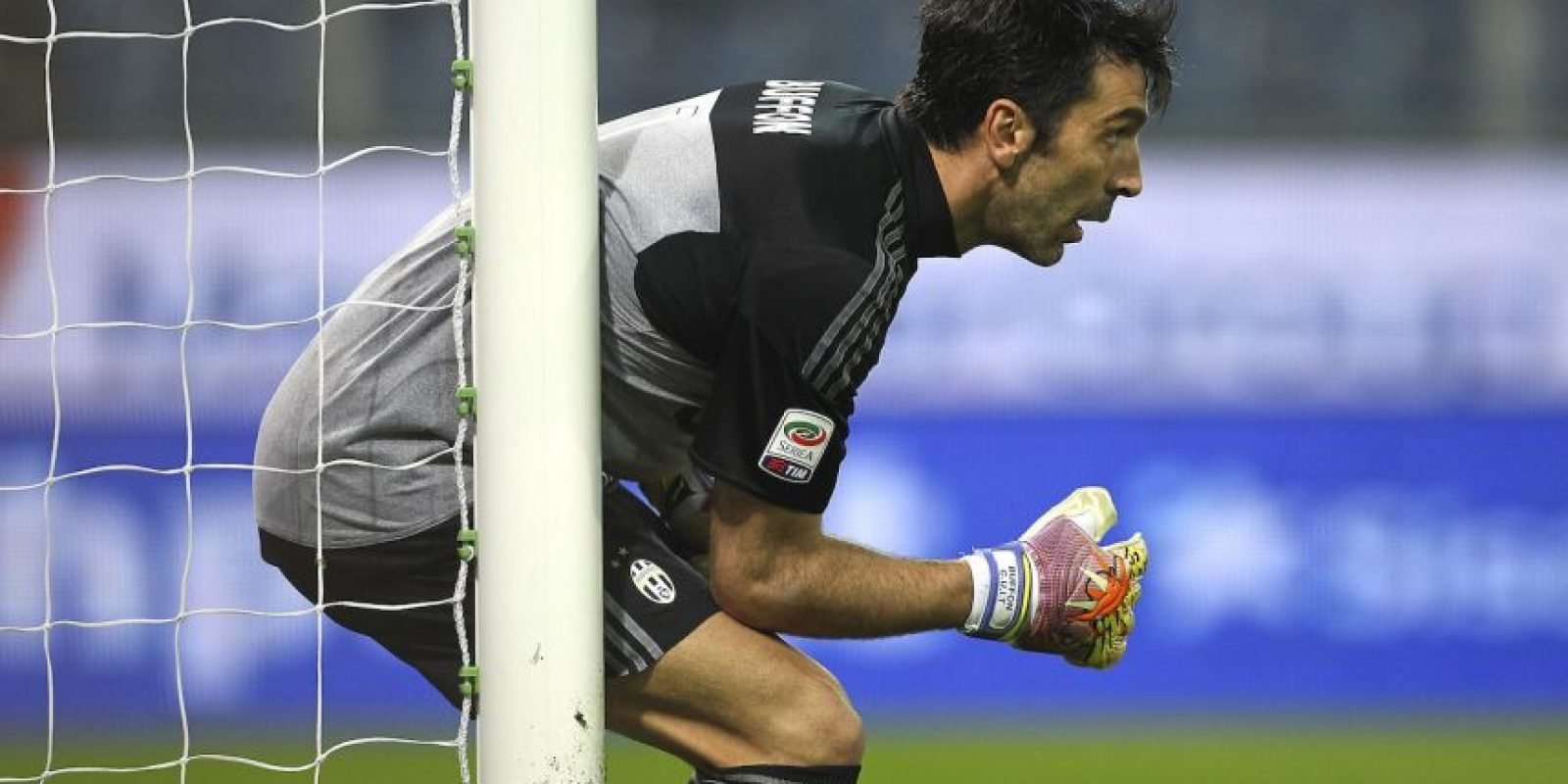 2. Gianluigi Buffon (Juventus/Italia) Foto: Getty Images