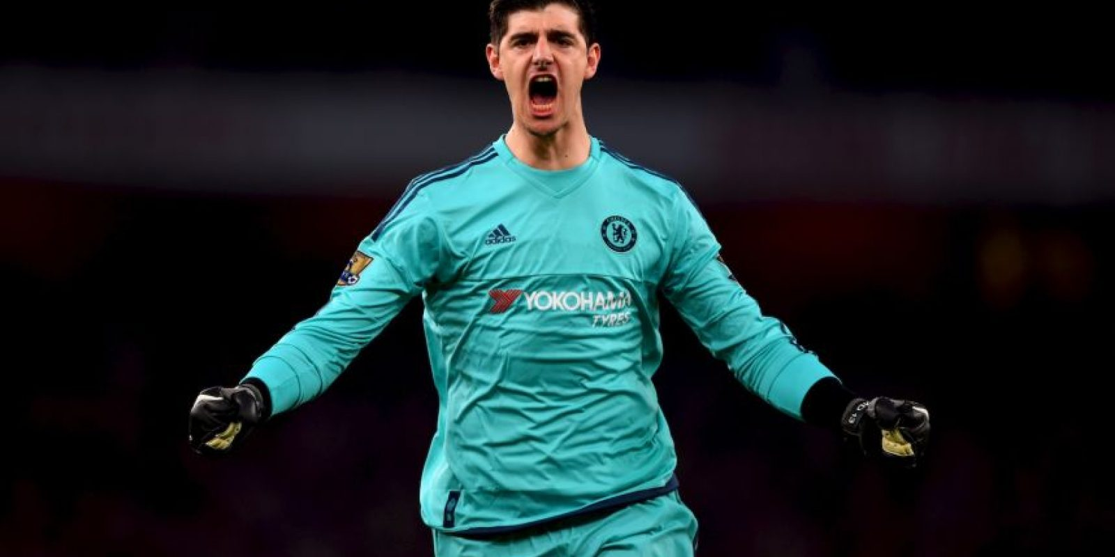 5. Thibaut Courtois (Chelsea/Bélgica) Foto: Getty Images