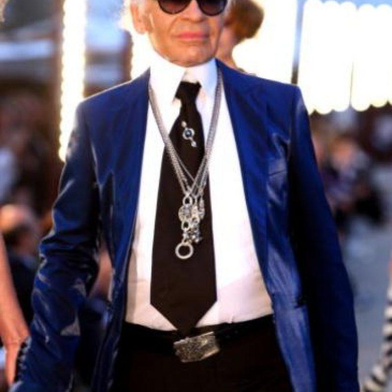 Para los años 80 era colaborador en Chloé, Fendi y Chanel. Foto:vía Getty Images