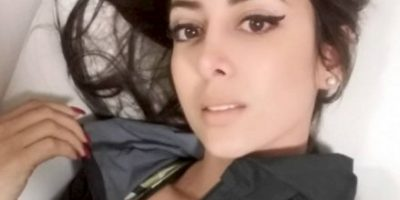 "Modelo colombiana queda en ""topless'"" en pleno reality"