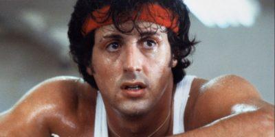 """""""Rocky"""", boxeador italoamericano, es el personaje que puso a Sylvester Stallone en la inmortalidad. Foto:vía United Artists"""