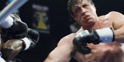 Para 2006, Rocky ha perdido a su esposa por cáncer de ovario. Foto:vía United Artists