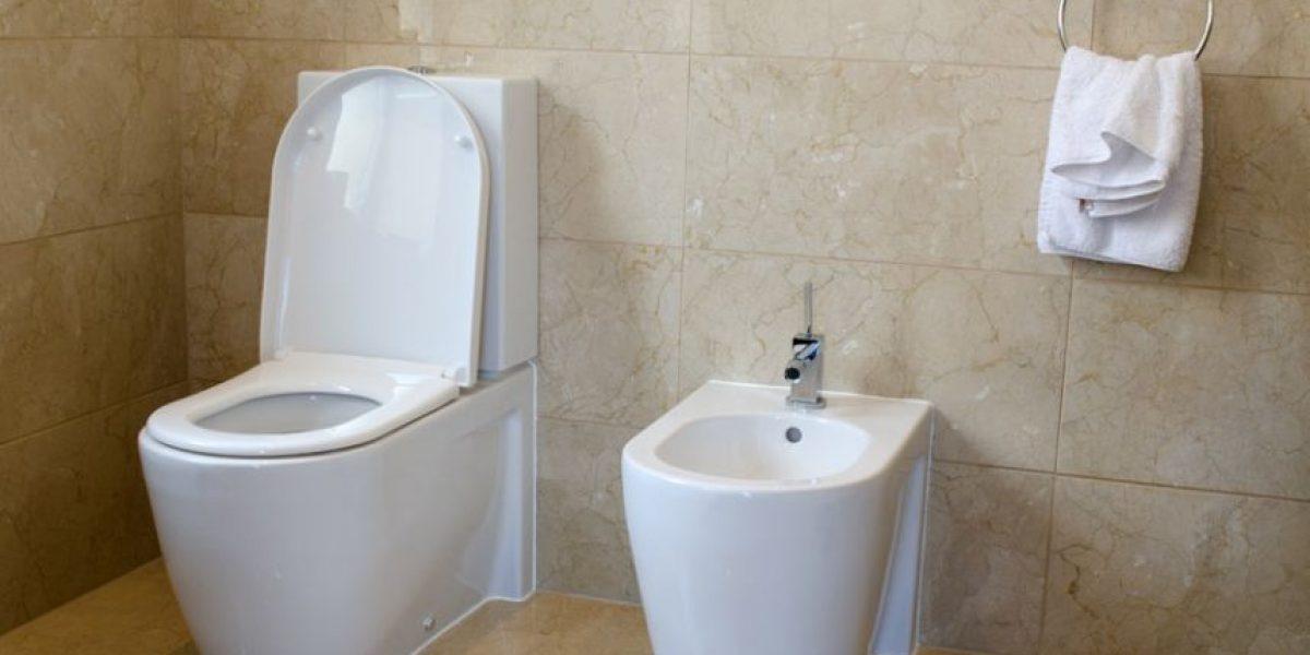 ¿Por qué es importante bajar la tapa del baño al tirar la cadena?