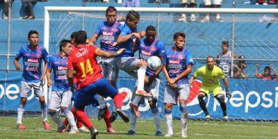 Resultado del partido Municipal vs. Malacateco, Torneo Clausura 2016