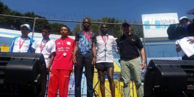 Ganadores de la 79 edición de la maratón Max Tott 2016