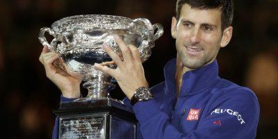 El tenista serbio ganó un nuevo título. Foto:AP