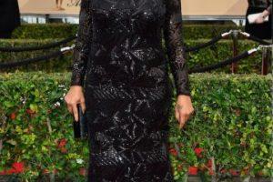 """Ganó el premio de """"Mejor interpretación femenina en una miniserie o telefilme"""" Foto:Getty Images"""