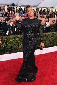 Queen Latifah — Bessie; como Bessie Smith. Foto:Getty Images