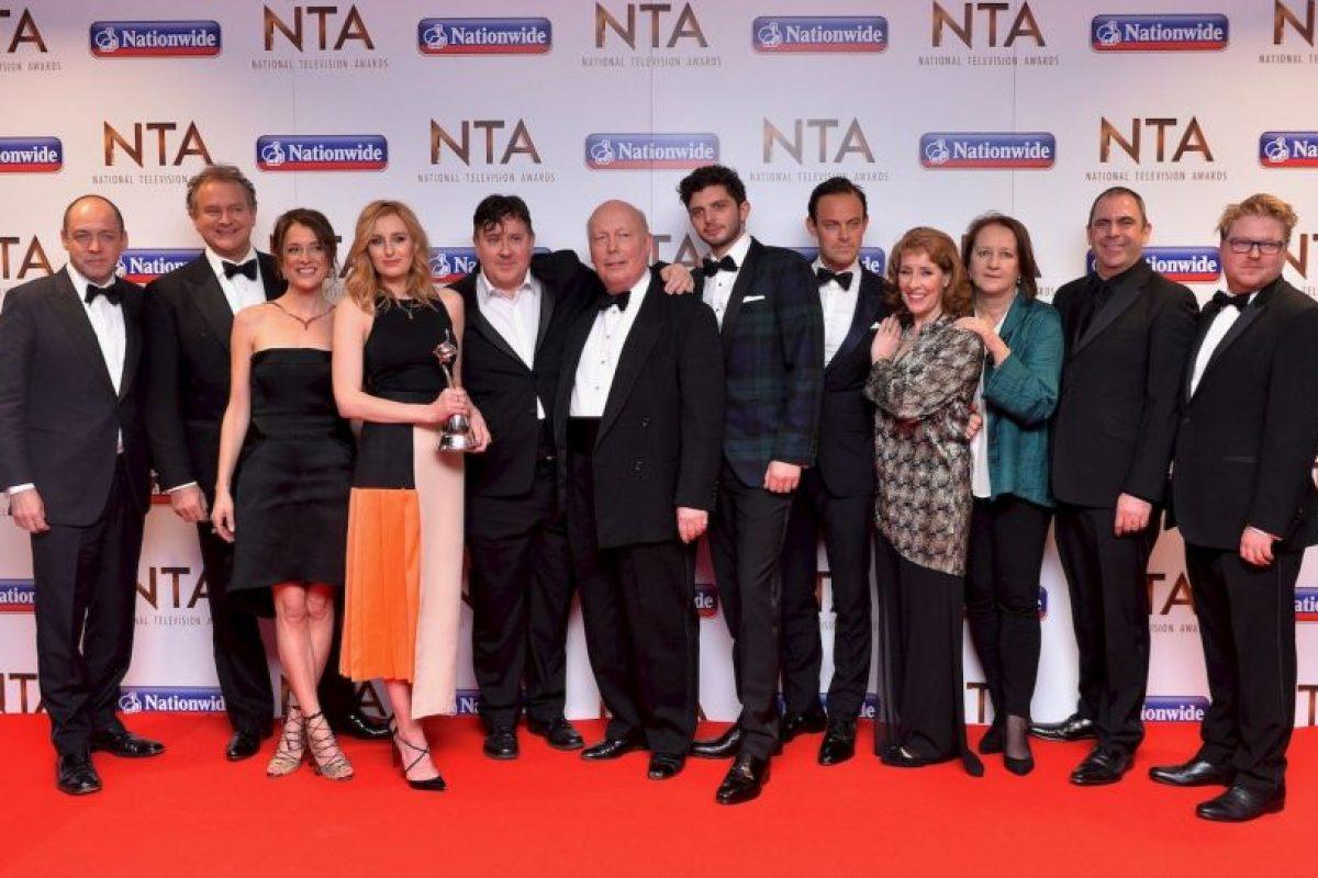 Mejor reparto en un drama Foto:Getty Images