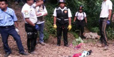 Localizan en un barranco a tres mujeres fallecidas