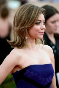 Sarah Hyland Foto:Getty ImagesGetty Images