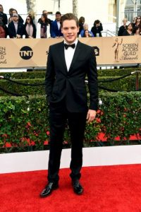 Dominic Sherwood Foto:Getty Images
