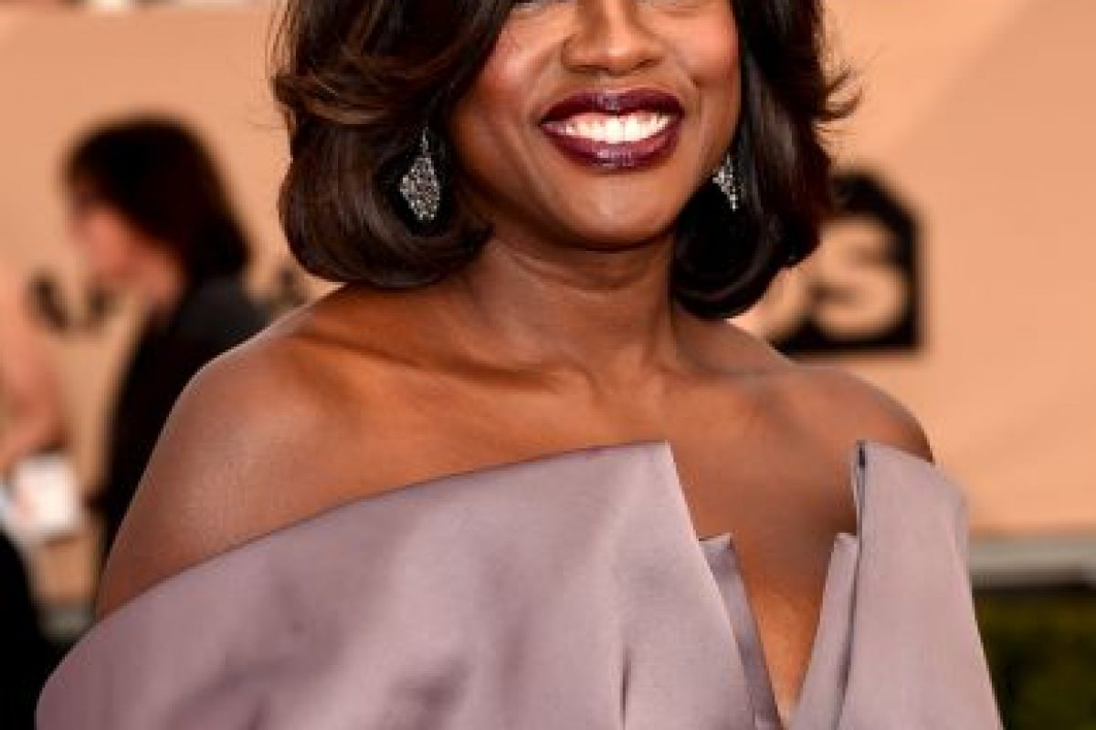 Viola Davis — How to Get Away with Murder; como Annalise Keating Foto:Getty Images