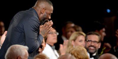 "Idris Elba ganó su segundo premio por ""Luther""; como John Luther. Foto:Getty Images"