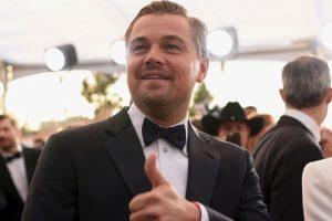 """¿Se acerca al Oscar? Leonardo Di Caprio gana el premio de """"Mejor Actor"""" en los SAG 2016 Foto:Getty Images"""