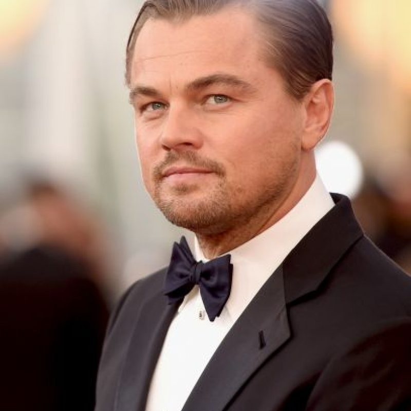 Así lució DiCaprio en los SAG Awards 2016 Foto: Getty Images
