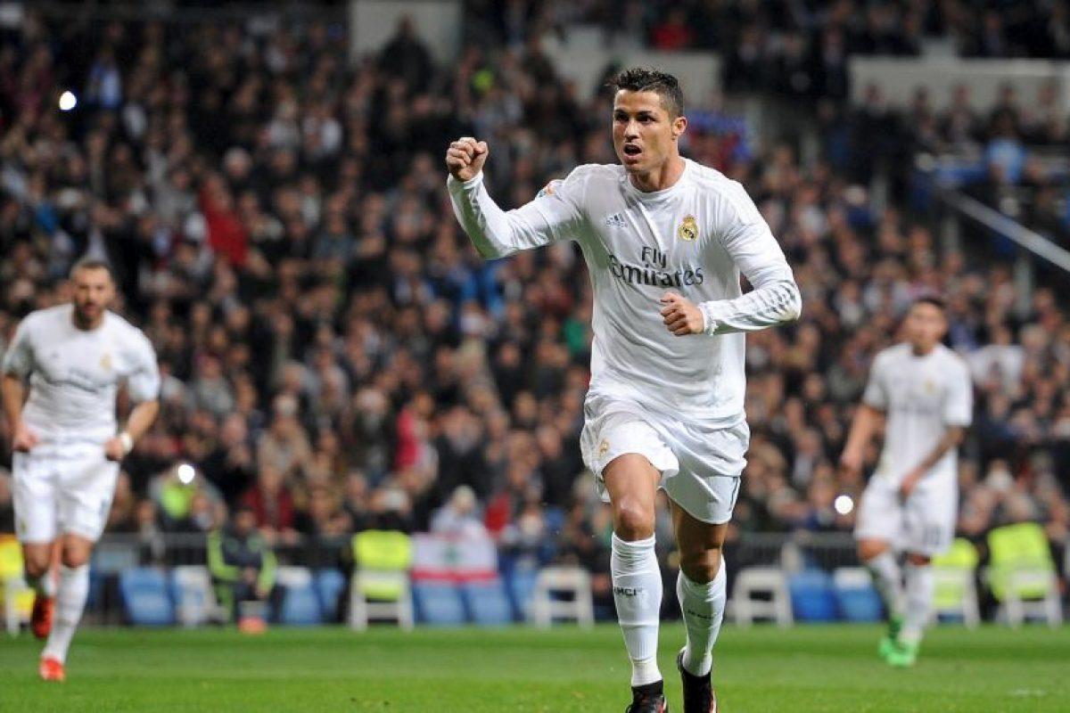 Cirstiano Ronaldo marcó un doblete Foto:Getty Images