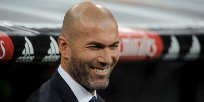 """Los """"merengues"""" no pierden desde que Zinedine Zidane asumió como director técnico Foto:Getty Images"""