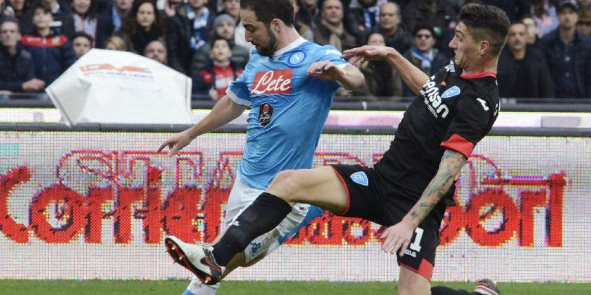 Resultado del partido Napoli vs. Empoli por la Serie A 2016