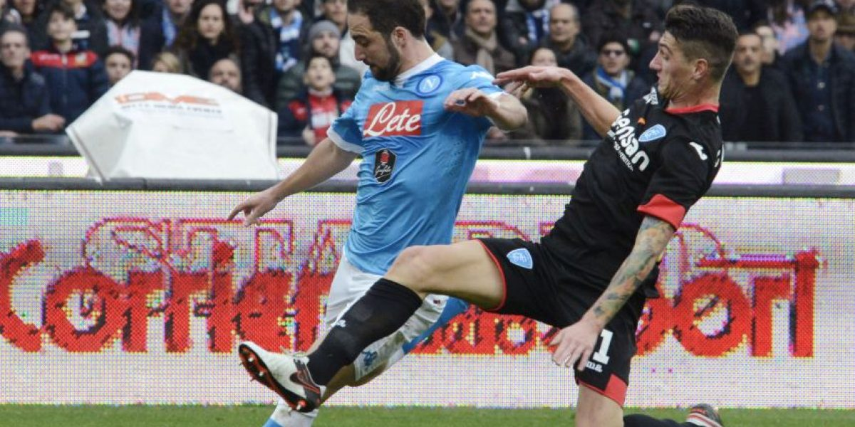 8a5d63789160b Resultado del partido Napoli vs. Empoli por la Serie A 2016
