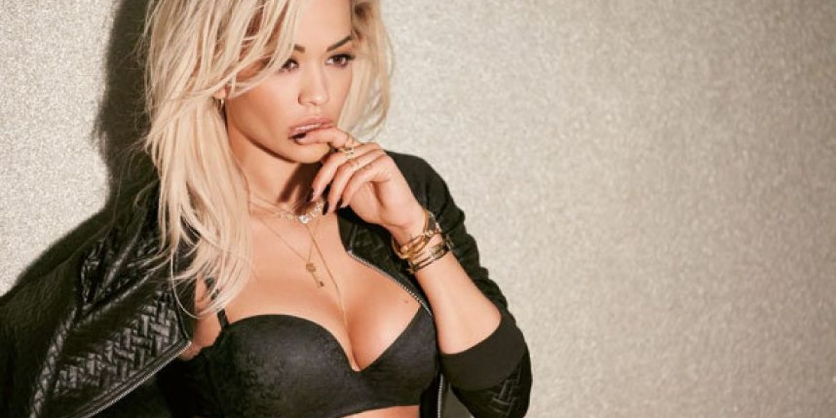 FOTOS. Rita Ora y su topless más candente para una revista