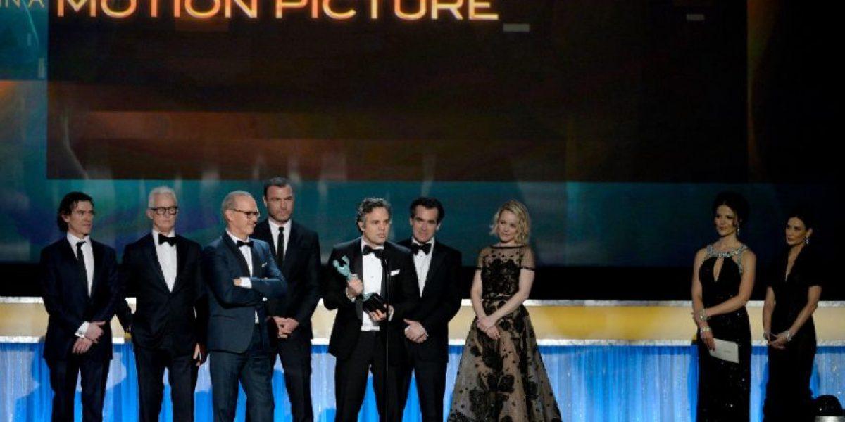 Lista de ganadores de los SAG Awards 2016