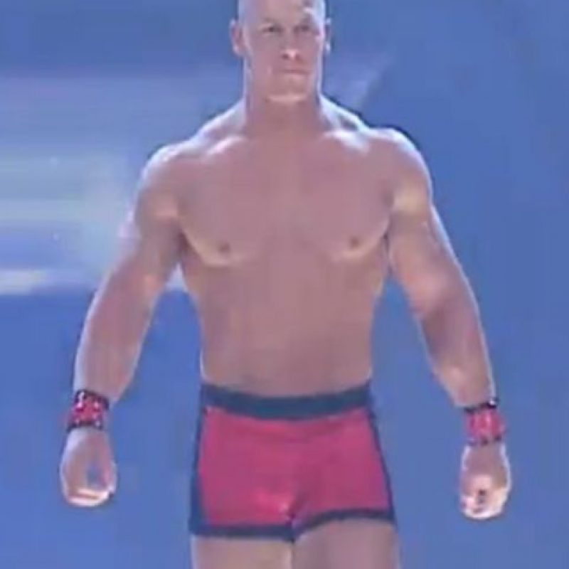 Su primera pelea en WWE fue el 27 de junio de 2002 Foto:WWE