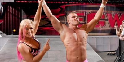 23. Natalya y Tyson Kidd Foto:WWE