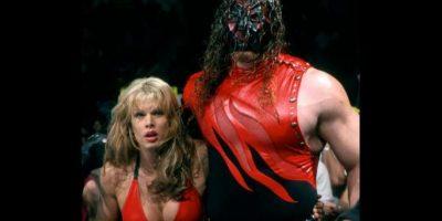 31. Tori y Kane Foto:WWE