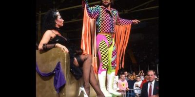 35. Sensational Sherri y Macho King Foto:WWE