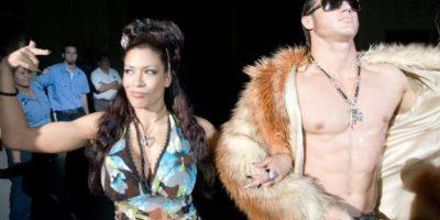 32. Melina y John Morrison Foto:WWE