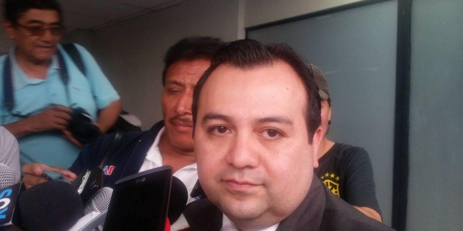 Uno de los integrantes del Comité de Normalización, Estuardo Ralón. Foto:Publinews