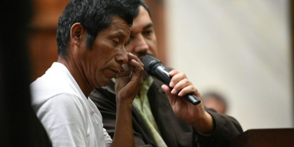 #CasoSepurZarco Testigo recuerda que su madre fue torturada