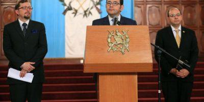 Morales le planteará al Congreso reestructura en la SAT y en el presupuesto