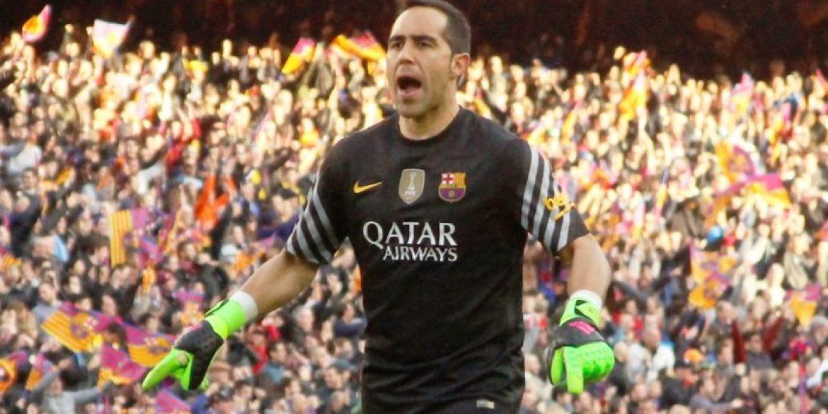 Claudio Bravo: El guardián chileno que se convirtió en héroe del Barcelona