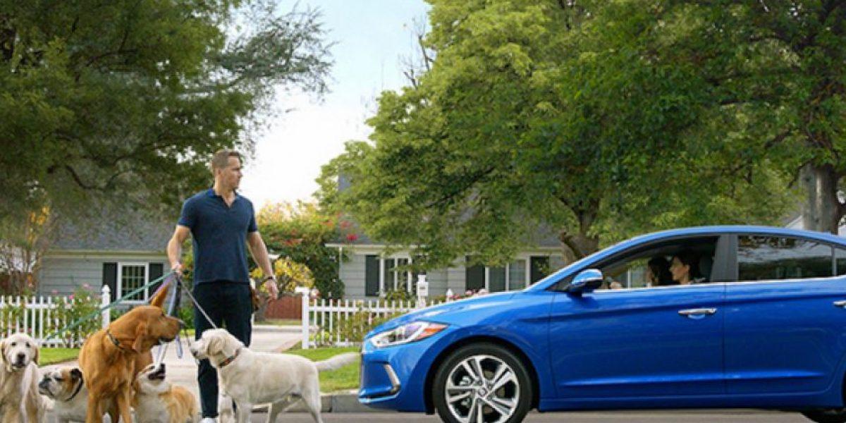 Ryan Reynolds protagoniza el anuncio de Hyundai para el Super Bowl 2016