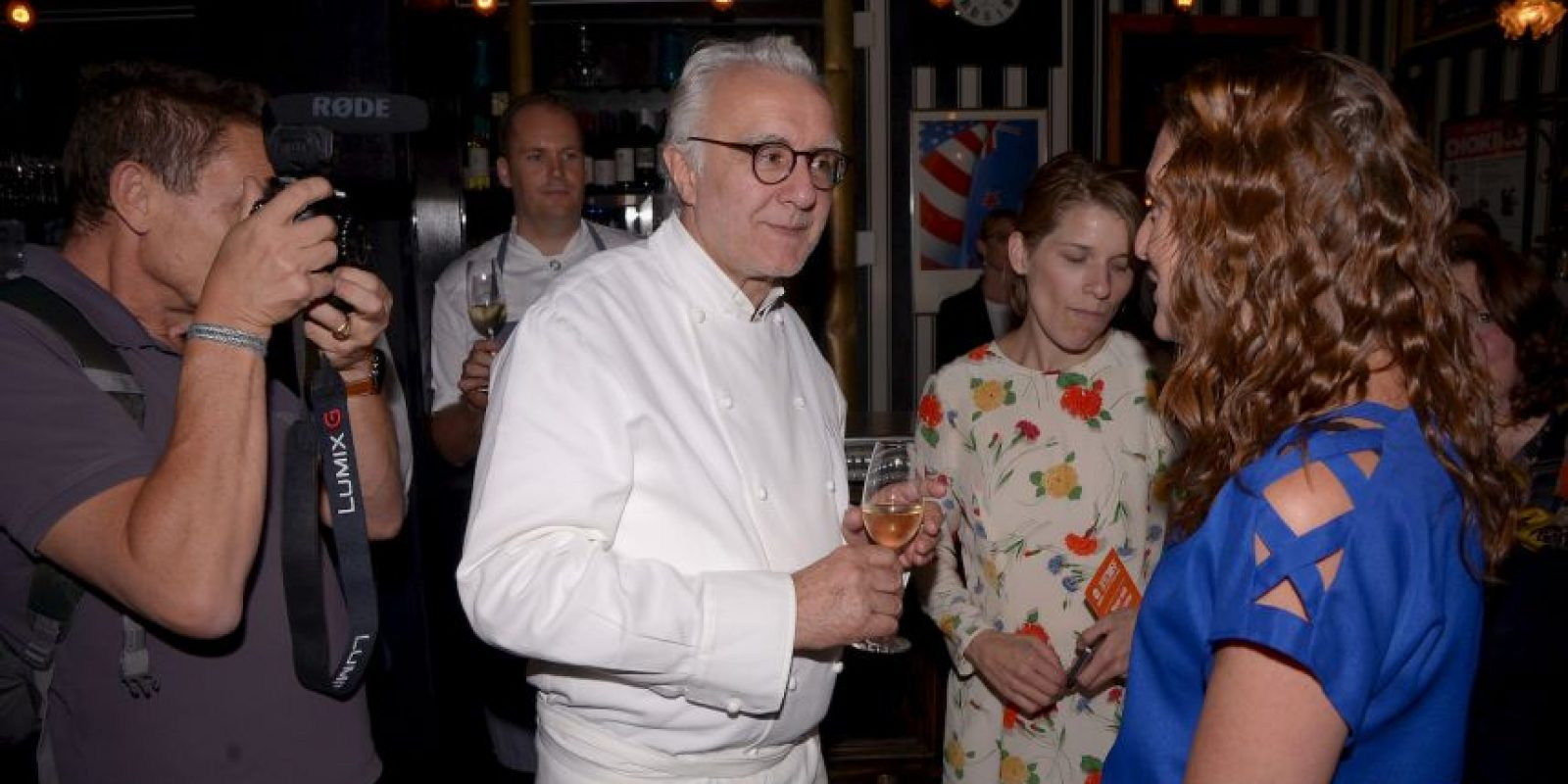 Alain Ducasse Foto: Getty Images