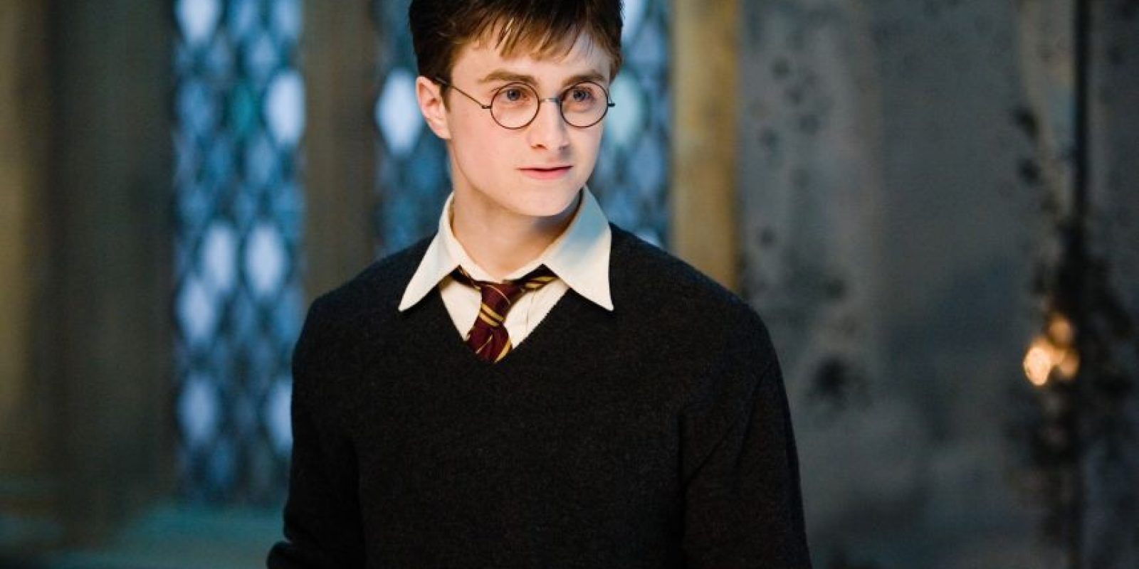 Harry – Hogwarts Foto: Agencias