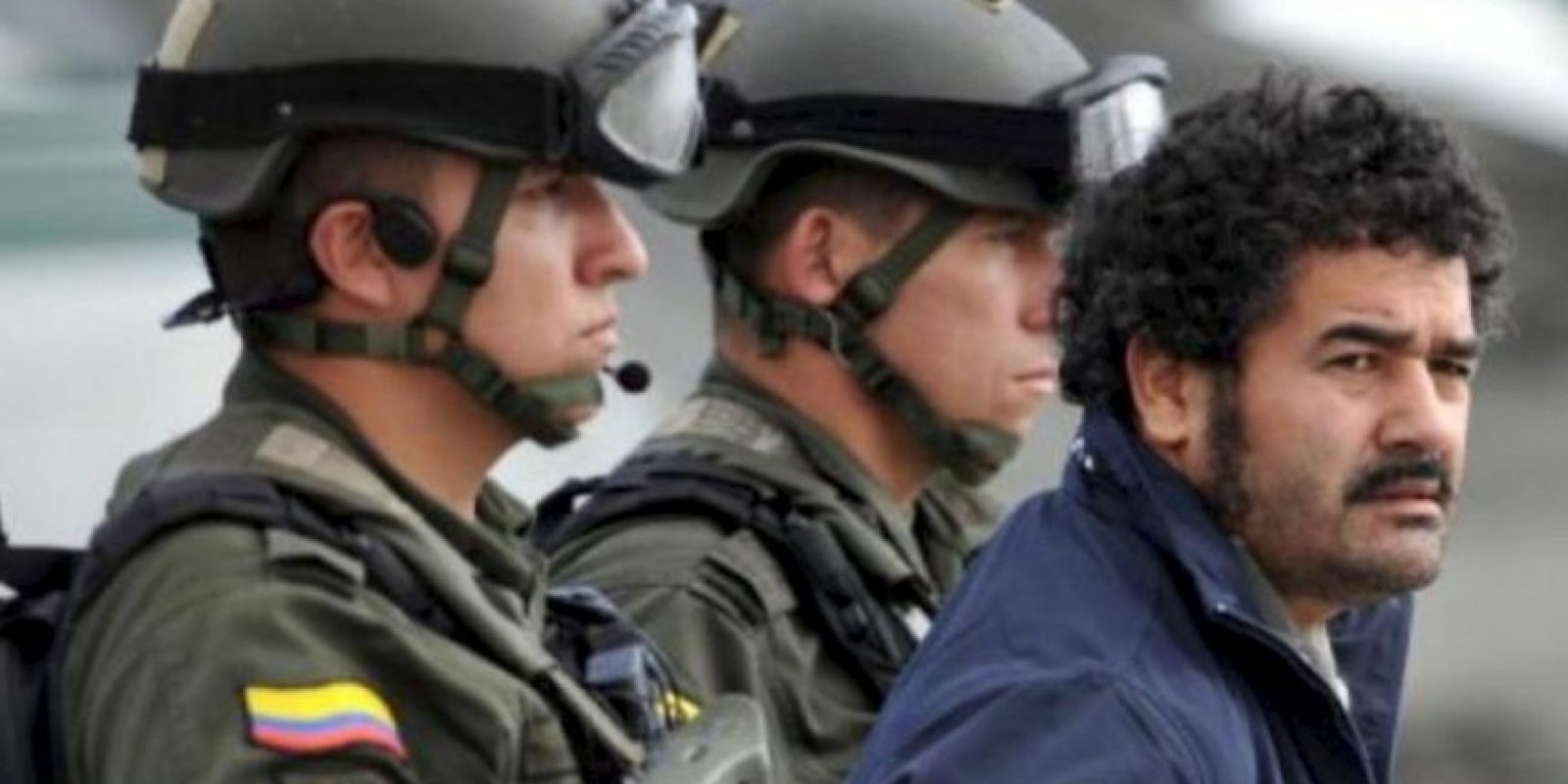 Ordenó más de 66 homicidios y contrató a antiguos paramilitares para hacer crecer su organización paramilitar. Foto:Vía Inpec