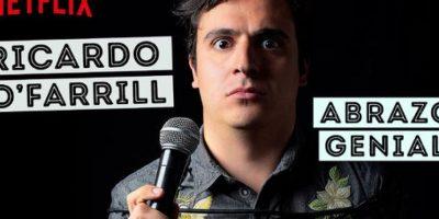 """Ricardo O'Farrill: Abrazo genial"" – Ya disponible. Foto:Vía Netflix"