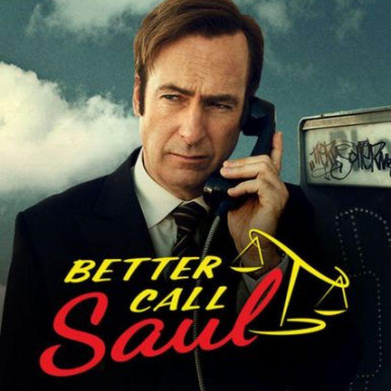 """""""Better Call Saul"""" – Temporada 2 disponible a partir del 16 de febrero. Foto:Vía Netflix"""