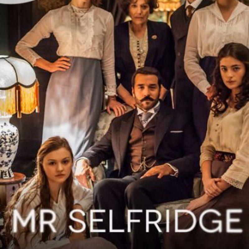"""""""Mr. Selfridge"""" – Temporada 3 disponible a partir del 20 de febrero. Foto:Vía Netflix"""