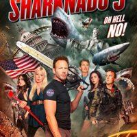 """""""Sharknado 3"""" – Disponible a partir del 15 de febrero. Foto:Vía Netflix"""