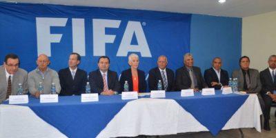 Comitiva de FIFA, Concacaf y Uncaf se reunirá con Comité de Normalización