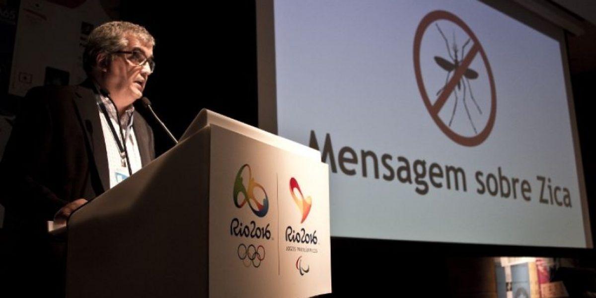 Organizadores de Juegos Olímpicos Río 2016 preocupados por virus zika