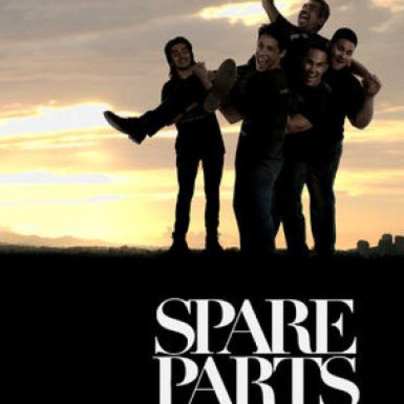 """""""Spare Parts"""" – Disponible a partir del 7 de febrero. Foto:Vía Netflix"""