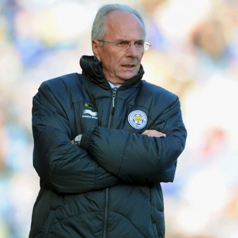 7. Sven-Göran Eriksson Foto: Getty Images