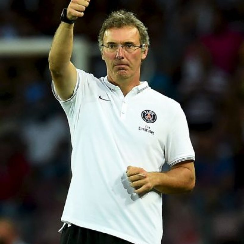 9. Laurent Blanc Foto: Getty Images